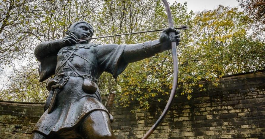 Yggdrasil Gaming s'associe à Peter & Sons pour sortir Robin-Nottingham Raiders