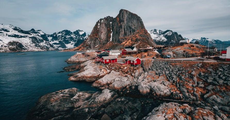 Le jeu en ligne en Norvège
