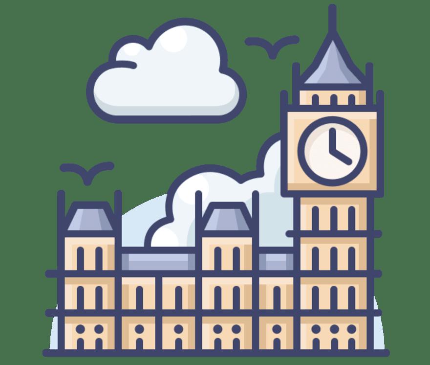 12 Casino en ligne Royaume-Uni 2021
