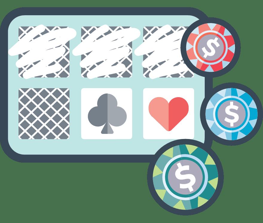 9 Cartes à gratter Casino En Ligne 2021
