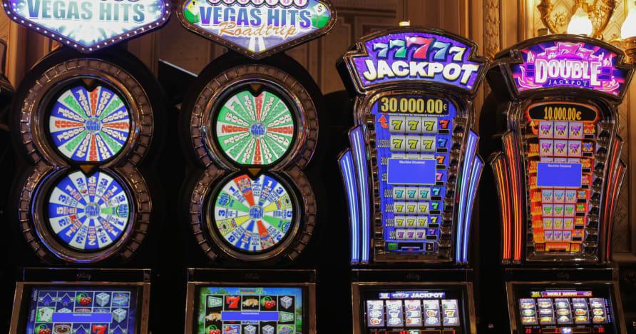 Jeux de machines à sous qui font grimper les fortunes