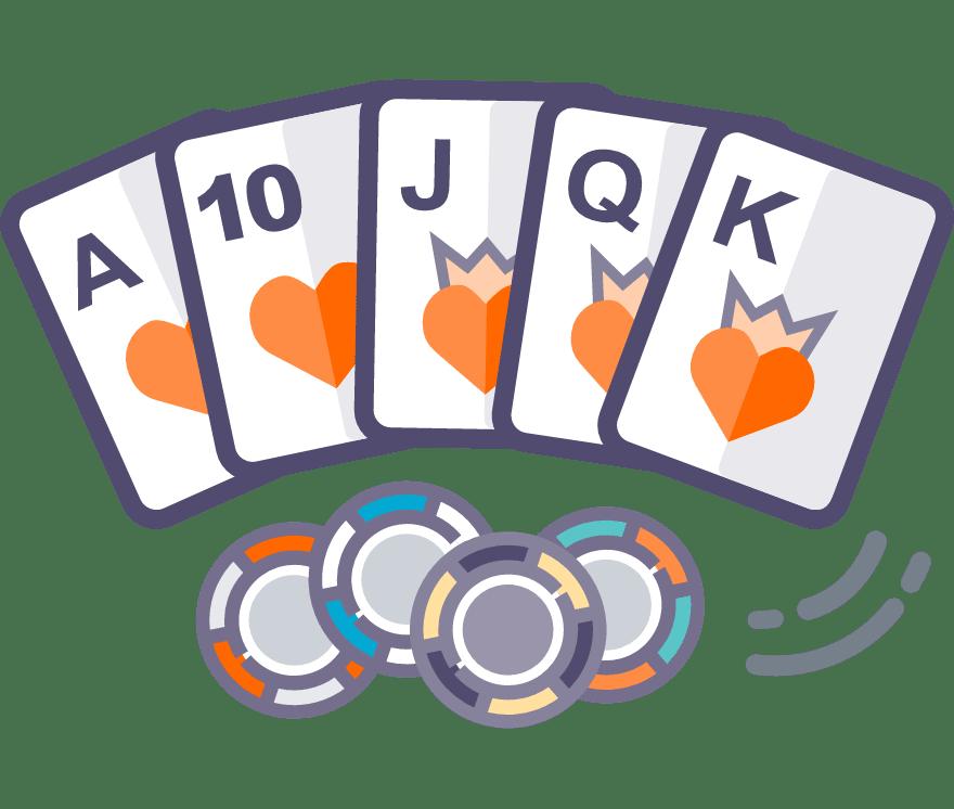 10 Texas Hold'em Casino En Ligne 2021