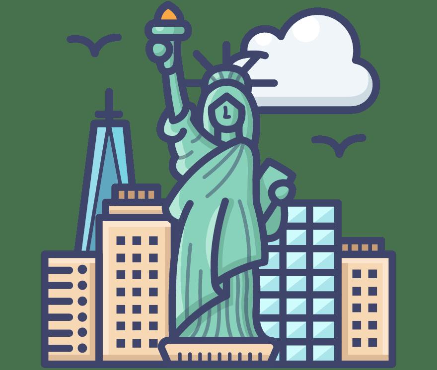 15 Casino en ligne États Unis 2021