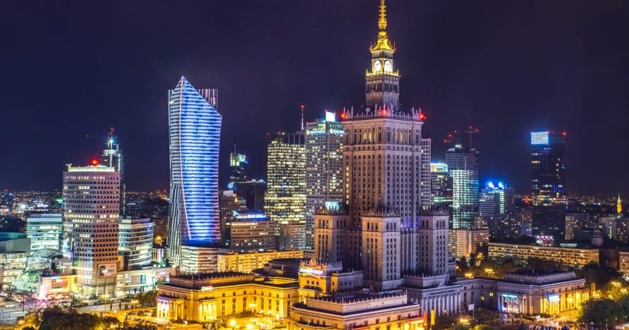 Les casinos en ligne de Pologne: le jeu sur Internet en Pologne